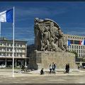 Zentrum von Le Havre