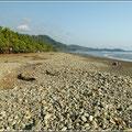 Strand an der Costa Ballena