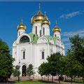 Kirche in Puschkin