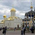 Klosteranlage in Sergiew Possad