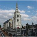 Kirche in Arques