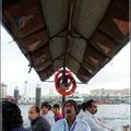 Unser Kapitän am Dubai Creek