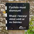 Walisisch ist keine einfache Sprache