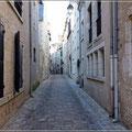 In den Gassen von Blois