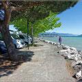 Top-Stellplatz am Gardasee