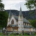 Kirche in Fodnes