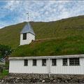 Kirche in Oyndarfjördur
