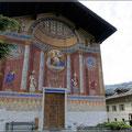 Alte Kirche in Aymavilles