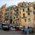 Häuser in Riomaggiore