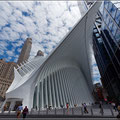 Oculus, Haupthalle des Bahnhof am World Trade Center