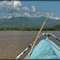 Bootsfahrt auf dem Chamosee