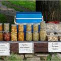 Marktstand in Susdal