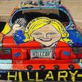 Hillary ist inzwischen Geschichte (oder ?)