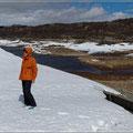 Schnee auf unter 1000 Meter Höhe