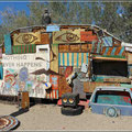 Kunst in Slab City