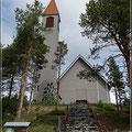 Kirche in Enonteklö/Finnland