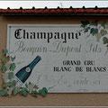 Eine von vielen Champagnerfirmen