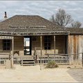 Salon von Judge Roy Bean