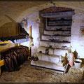 Alter Luftschutzbunker im Tudor House
