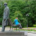 Unterwegs in Novgorod