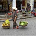 Geldverdienen ist mühsam in Vietnam