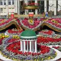 Grünanlage in Jaroslawl