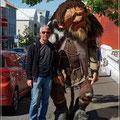 Mein isländischer Bodyguard