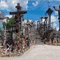 Hügel der Kreuze