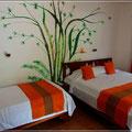 Einfache Zimmer, aber sehr schöne Anlage