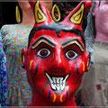 Besuch bei einem Maskenbauer