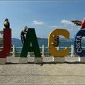 Ortsschild von Jaco