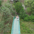 Kleine Wanderung im Mangrovenwald
