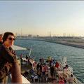 Wir verlassen Dubai