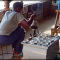 Kaffee gibt es überall in Äthiopien, schmeckt meistens richtig gut