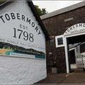 Destillerie in Tobermory