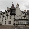 Altes Hotel in Ullapool