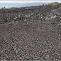 Lavafelder auf La Palma