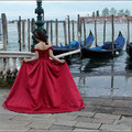 Fotoshooting in Venedig