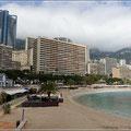 Strand in Monaco