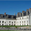 Schloss in Amboise