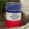 """Leg dich nicht mit Texas an"""