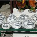 Immer am Lächeln die Italiener