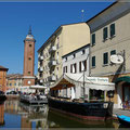 Unterwegs in Comacchio