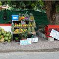 Obst gibt es reichlich in Costa Rica