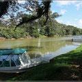 Bootsfahrt auf dem Rio Frio