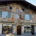 Unterwegs in Garmisch-Partenkirchen