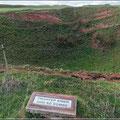 Nach dem 2. Weltkrieg wollte man Helgoland durch Bombenabwürfe zerstören