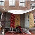 Kunst im Wohnwagen