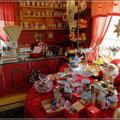 Weihnachtscafe in Skarsvag