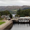 Blick Richtung Loch Ness